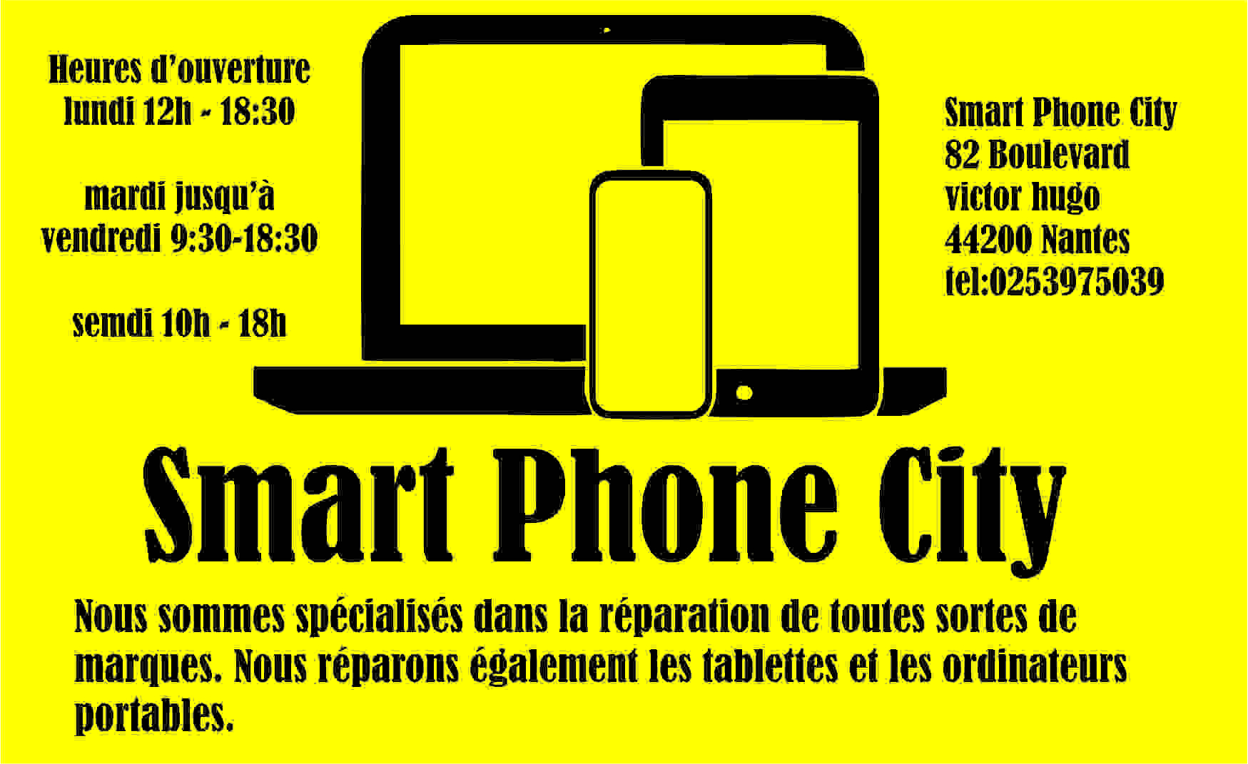 r paration iphone a nantes et loire atlantique 44 smartphonecity. Black Bedroom Furniture Sets. Home Design Ideas